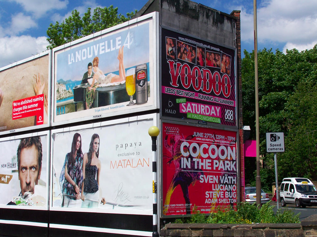 Poster Billboards